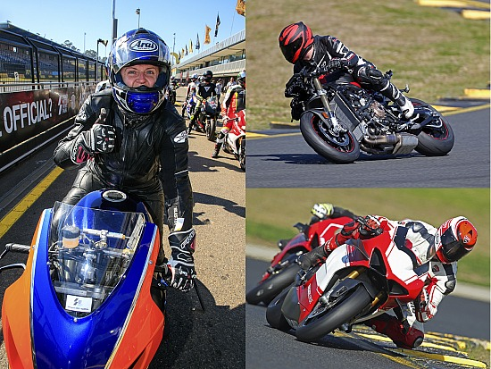 Sydney Motorsport Park Ride Day - 12th October 2020