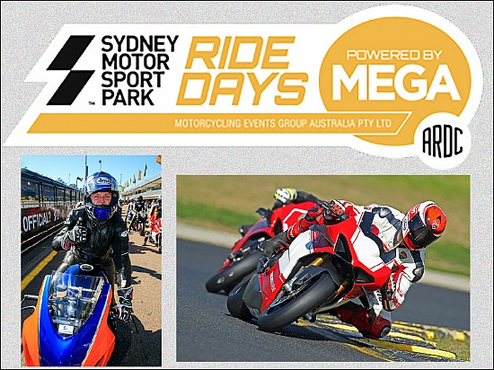 Sydney Motorsport Park Ride Day - 13th March 2021